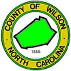 Wilson County, North Carolina - Image: Wilson county nc seal