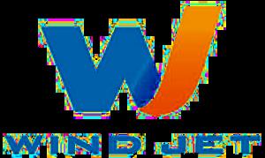 Wind Jet - Image: Windjet logo