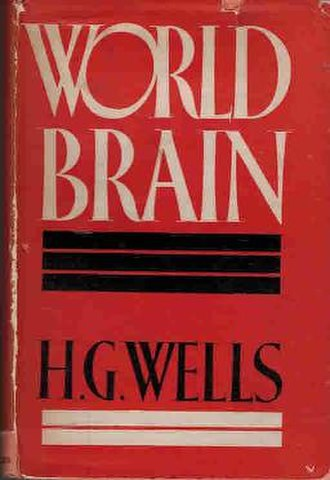 World Brain - First edition (publ. Methuen)