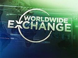 worldwide exchange - wikipedia, Cnbc Presentation Template, Presentation templates