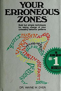 <i>Your Erroneous Zones</i> book by Wayne Dyer