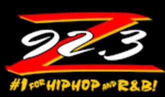KIIZ-FM - Image: Z 92.3 Logo
