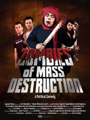 ZMD: Zombies of Mass Destruction (film) - Official theatrical poster