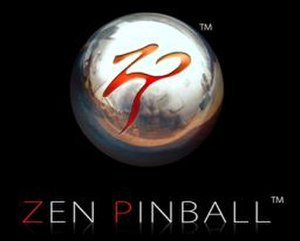 Zen Pinball - Image: Zen Pinball cover