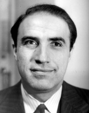 Édouard Bonnefous - Bonnefous in Paris, 1951