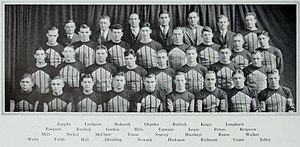1928 Illinois Fighting Illini football team - Image: 1928 Illinois Fighting Illini football team