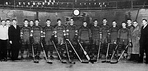 Pittsburgh Yellow Jackets - The revived 1930-31 Pittsburgh Yellow Jackets