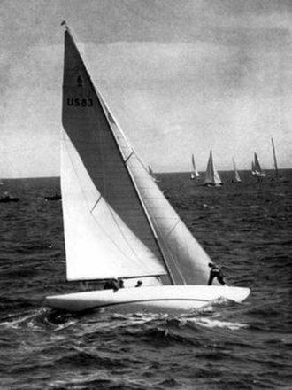 Sailing at the 1952 Summer Olympics – 6 Metre - Medalists