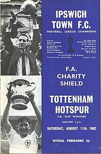 1962 FA Charity Shield Football match