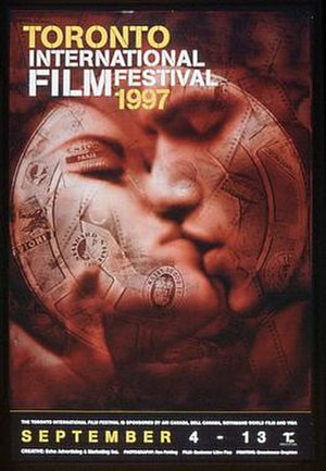 1997 Toronto International Film Festival - Festival poster