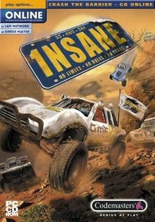 Insane (2000 video game) - Wikipedia