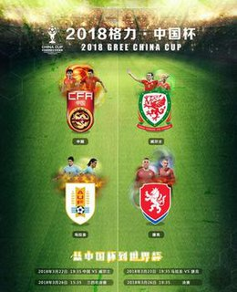 2018 China Cup