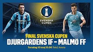 2018 Svenska Cupen Final association football match