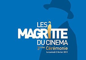 3rd Magritte Awards - Official poster