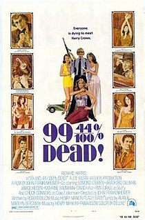 <i>99 and 44/100% Dead</i> 1974 film