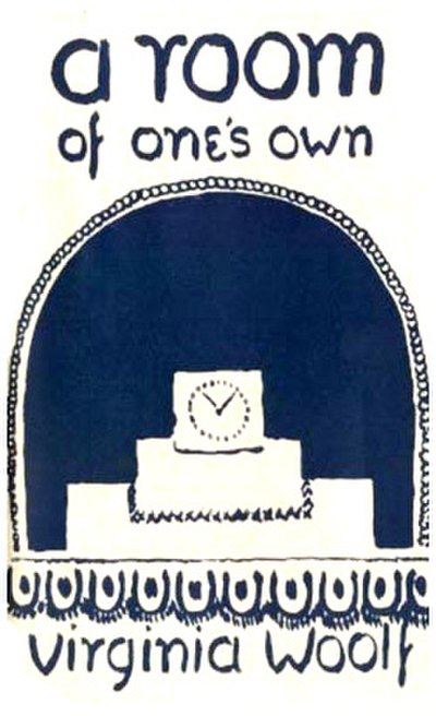 Picture of a book: A Room Of One's Own