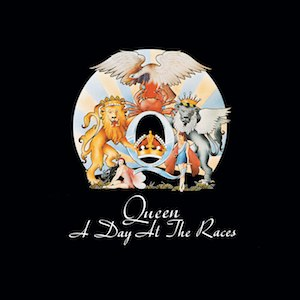 A Day at the Races (album) - Image: A Day at the Races (Queen)