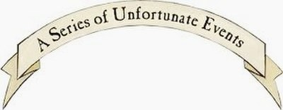 Picture of a book: A Series Of Unfortunate Events
