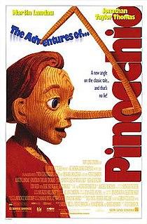 <i>The Adventures of Pinocchio</i> (1996 film) 1996 film