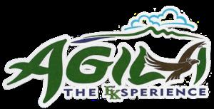 Agila: The EKsperience - Image: Agila The E Ksperience logo