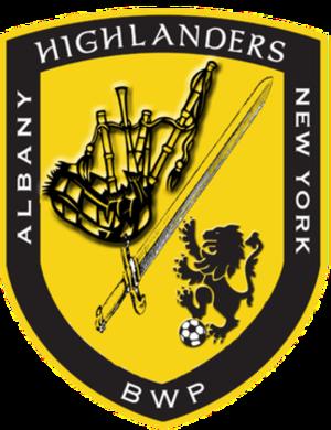 Albany BWP Highlanders - Image: Albanybwphighlanders