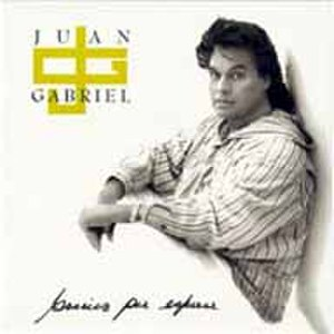 Gracias por Esperar - Image: Album Cover Juan Gabriel Gracias Por Esperar