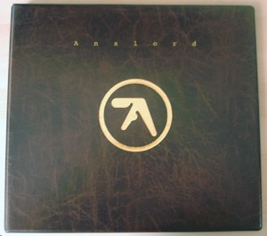 Analord - Image: Analord (Aphex Twin album cover art)