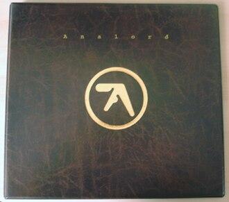 Analord - Image: Analord (Aphex Twin album cover art)