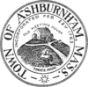 Official seal of Ashburnham, Massachusetts