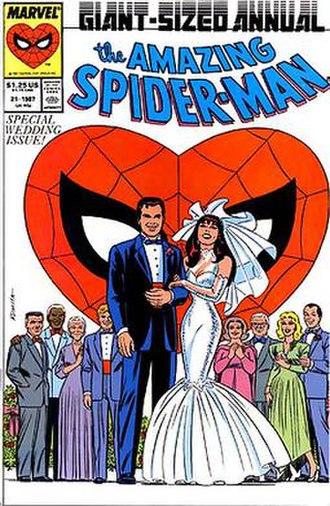 The Wedding! (comics) - Image: Asmannual 21