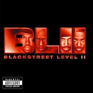 Level II (Blackstreet album) - Image: BLACKSTREET Level II