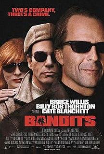 <i>Bandits</i> (2001 film) 2001 film by Barry Levinson