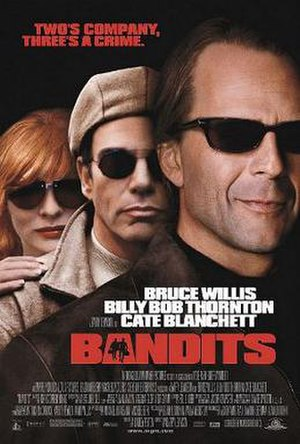 Bandits (2001 film) - Theatrical release poster