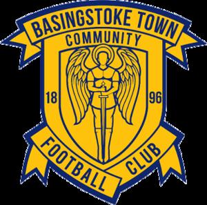 Basingstoke Town F.C. - Image: Basingstoke town fc