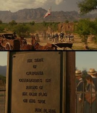 The Legend of Zorro - The fictional Bear Point, as seen in the film.