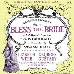 Bless the Bride - Original cast album cover