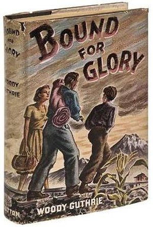 Bound for Glory (book) - First edition