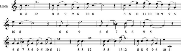 Britten - Serenade prologue