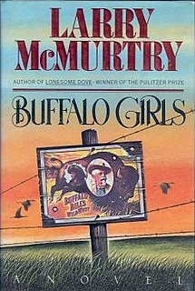 <i>Buffalo Girls</i> book by Larry McMurtry