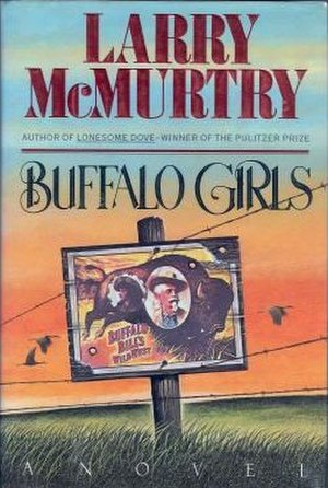 Buffalo Girls - First edition (publ. Simon & Schuster)