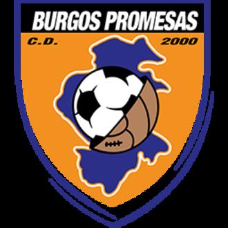 CD Burgos Promesas 2000 - Image: Burgos Promesas