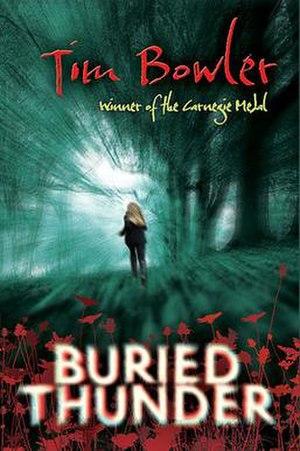 Buried Thunder - 2011 Hardback Edition Cover