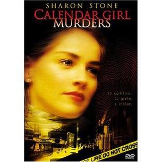 Calendar Girl Murders - Image: Calendar Girl Murders DVD cover
