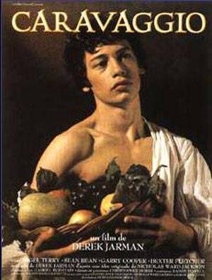 Caravaggio (1986 film) - Image: Caravaggio poster