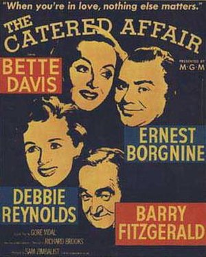 The Catered Affair - Theatrical release poster
