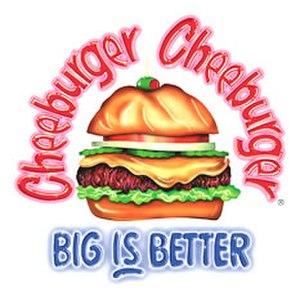 Cheeburger Cheeburger - Image: Cheeburger logo