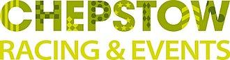 Chepstow Racecourse - Image: Chepstow Racing & Events logo