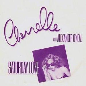 Saturday Love - Image: Cherrellealexsaturda ylove