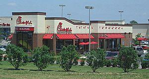 Chick-fil-A Austin-TX