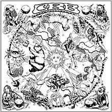 Chris Robinson Brotherhood The Magic Door album cover.jpg
